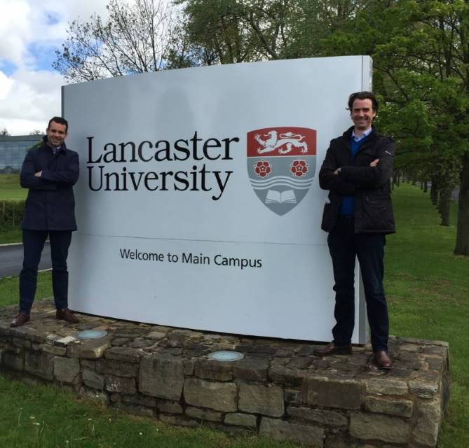 Where is Daragh? | Lancaster University | Future Finance