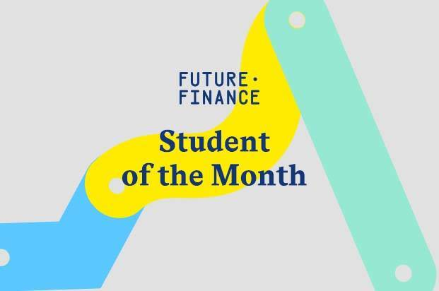 Student of The Month: Declan, Queen's University Belfast, wins the scholarship | Future Finance