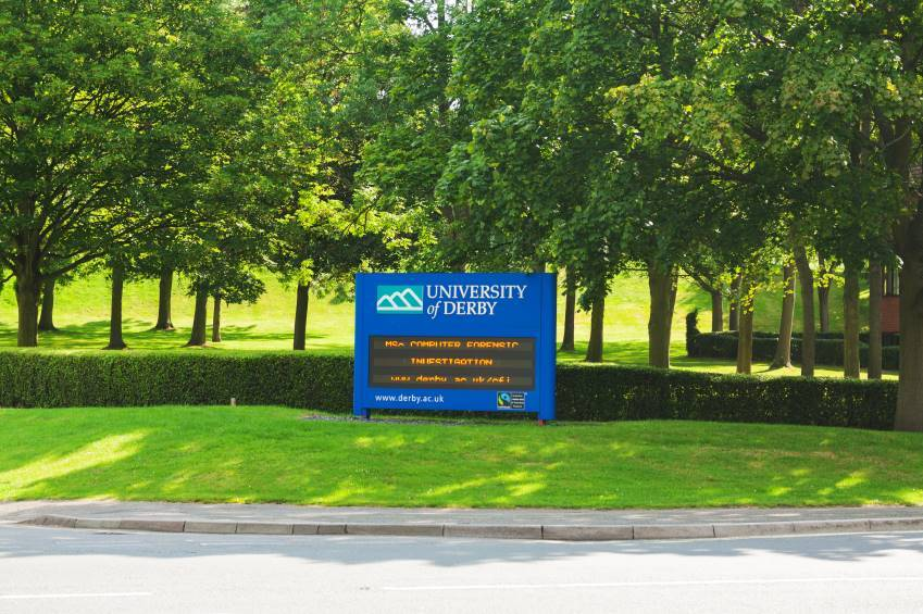 Where's Daragh? | Derby University | Future Finance