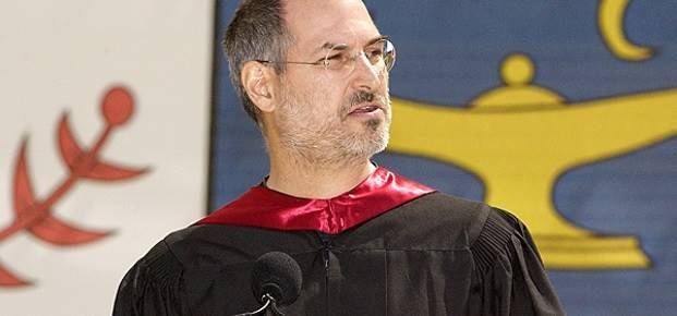 steve jobs graduation speech commencement