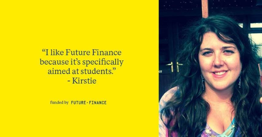 I like Future Finance- Kirstie