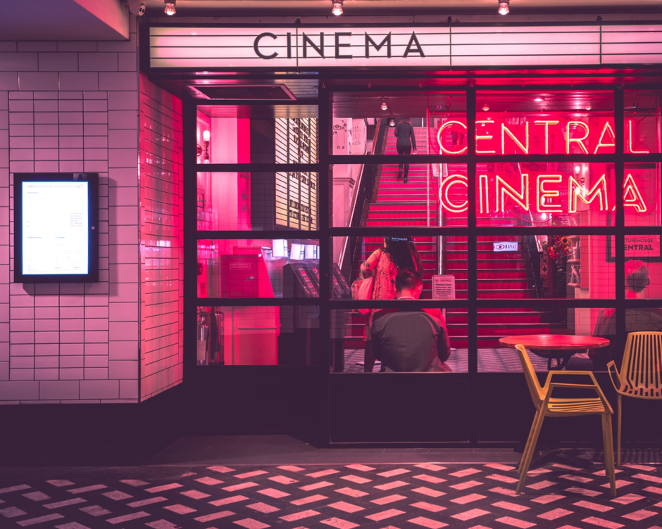 Get cinema tickets for under £5