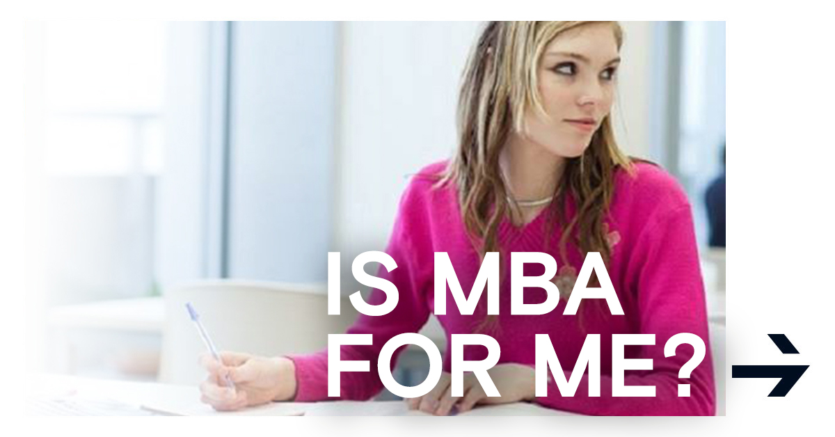 Just HOW hard is an MBA?